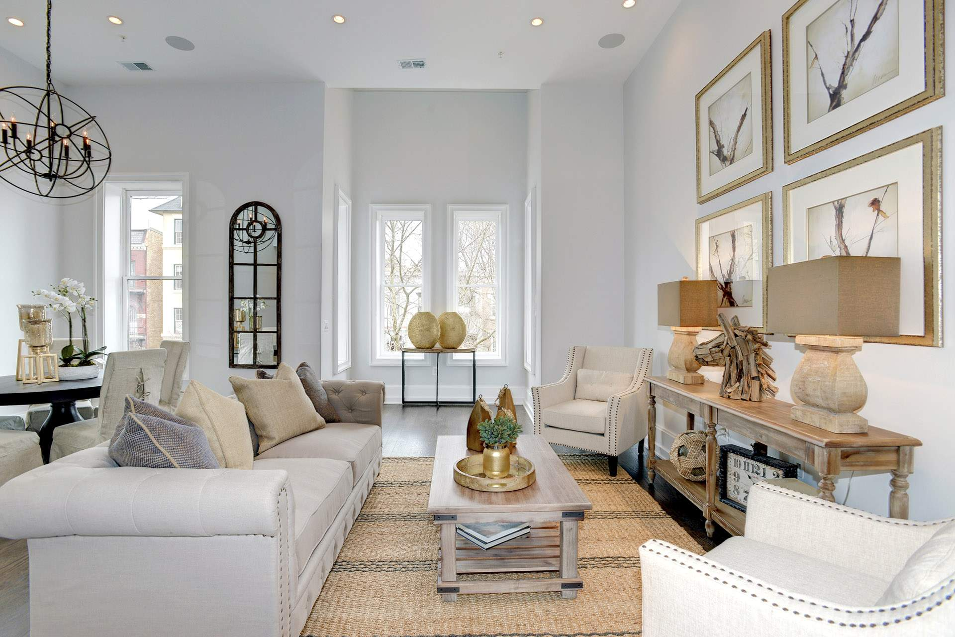 Residential Commercial Interior Design Services Washington D C Hudson Crane