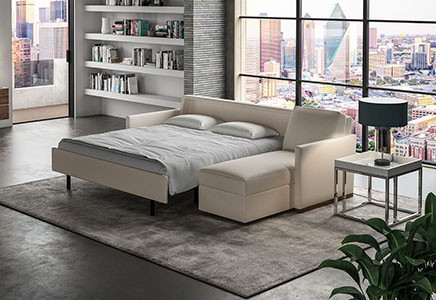 Interior Design Bed Washington DC